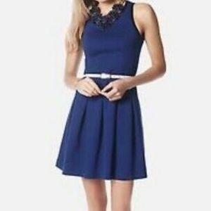 Banana Republic Mythic Fit and Flare Dress